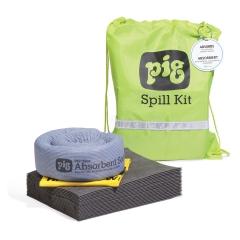 Opvallende Spill Kit in Draagtas