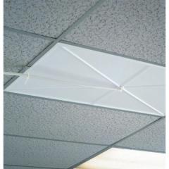 Plafondpaneel-omleider
