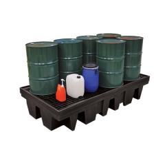 Polyethyleen Dubbel IBC opvangpallet