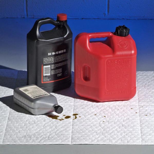 MAT401 PIG olie absorptie scheurvast
