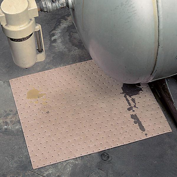 MAT503 olie absorberende matten bruin Skyla