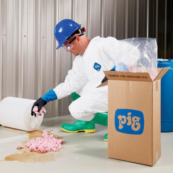 HA8010 PIG strooimiddel Haz-Mat chemische stoffen gevaarlijke vloeistoffen
